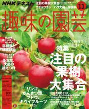 NHK 趣味の園芸 (2018年11月号)