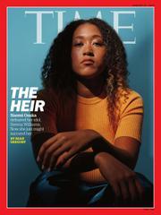 TIME (2019年1/21号)