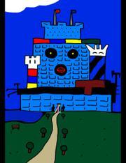 絵本「城」