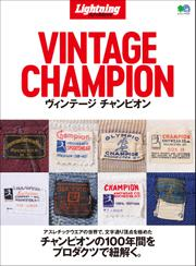 Lightning Archives VINTAGE CHAMPION ヴィンテージ チャンピオン
