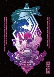 FUJI ROCK FESTIVAL'19 オフィシャル・パンフレット