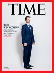 TIME (2019年10/7号)