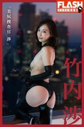 FLASHデジタル写真集 竹内渉 「美尻捜査官 あゆむ」