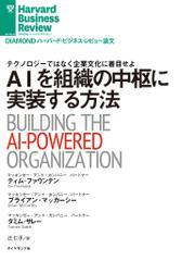 AIを組織の中枢に実装する方法
