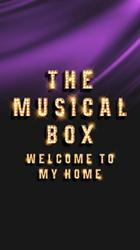 「THE MUSICAL BOX~Welcome to my home~」公演プログラム