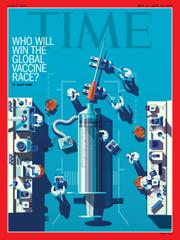 TIME (2020年9/21・9/28号)