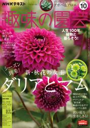 NHK 趣味の園芸 (2020年10月号)