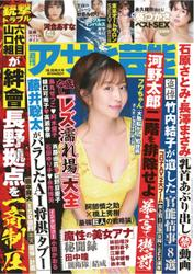 週刊アサヒ芸能 [ライト版] (10/15号)