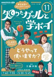 NHKテレビ 知りたガールと学ボーイ (2020年11月号)
