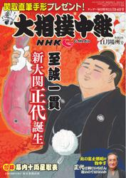 NHK大相撲中継 (11月場所号)