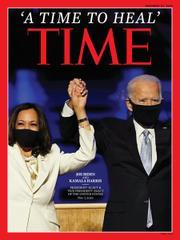 TIME (2020年11/23号)