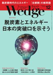 WEDGE(ウェッジ) (2020年12月号)