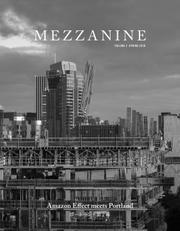 MEZZANINE VOLUME 2 SPRING 2018
