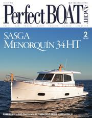 Perfect BOAT(パーフェクトボート)  (2021年2月号)