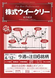 株式ウイークリー (2021年4月12日号)