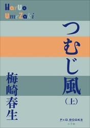 P+D BOOKS つむじ風(上)