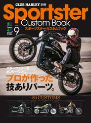 Sportster Custom Book Vol.9