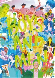 BOYS AND MEN 10th Anniversary Book DIGITAL photo by KENTO