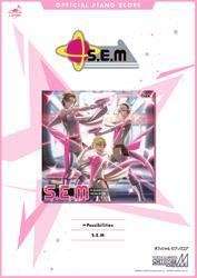 [公式楽譜] ∞ Possibilities ピアノ(ソロ)/中級 ≪アイドルマスター SideM≫
