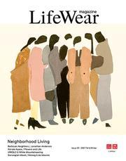 LifeWear magazine Issue 05 Neighborhood Living (2021 Fall & Winter)