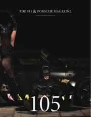 THE 911 & PORSCHE MAGAZINE(ザ911アンドポルシェマガジン) (105号)