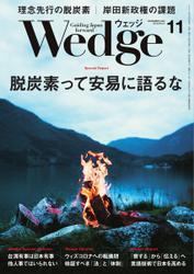 WEDGE(ウェッジ) (2021年11月号)