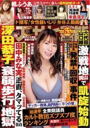 週刊アサヒ芸能 [ライト版] (10/28号)